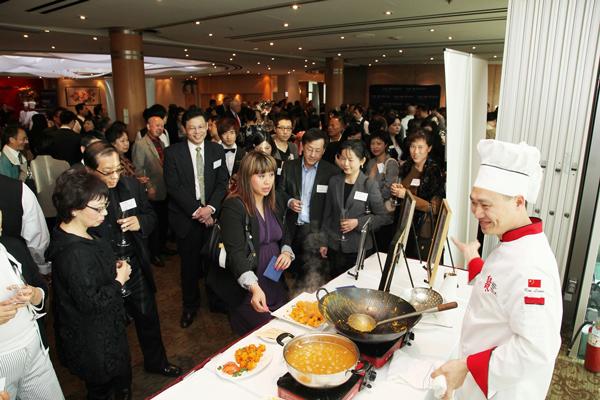 Chinese Restaurant Awards Think x Blink Event Management Branding Media Relations PR